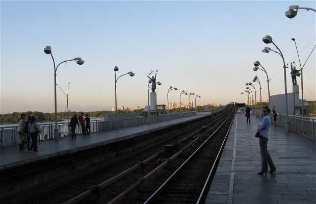 Metro Dnipro