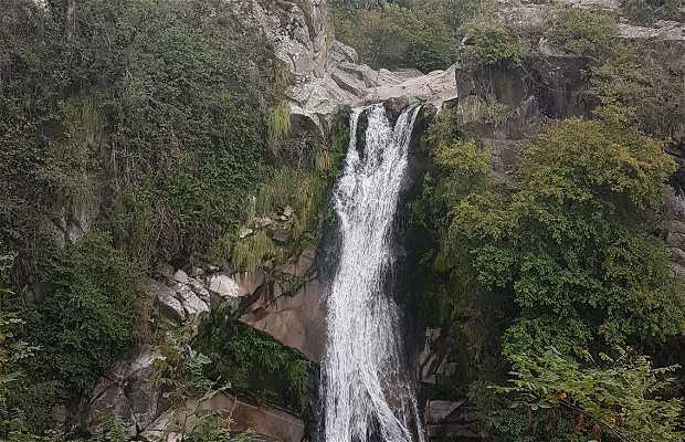 Cascata di La Cumbrecita