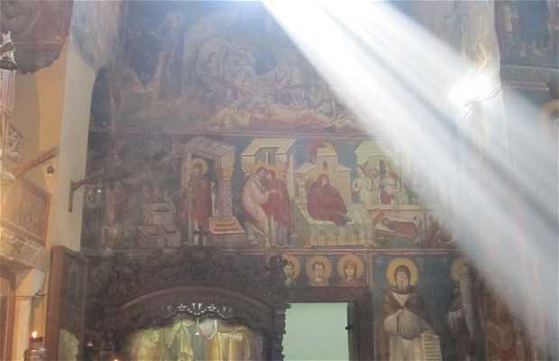 Santa María Peribleptos