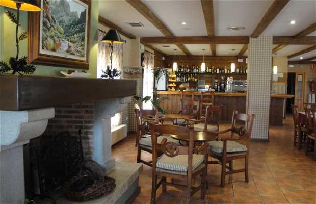 Restaurante Las Sabinas en Aras Rural