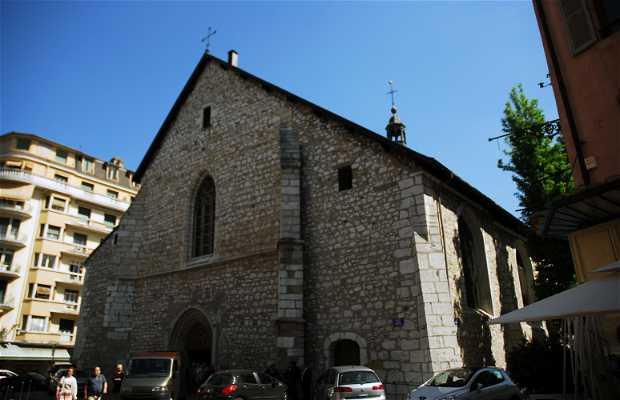 Iglesia St Maurice
