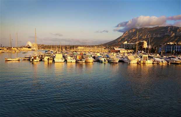 Port of Denia