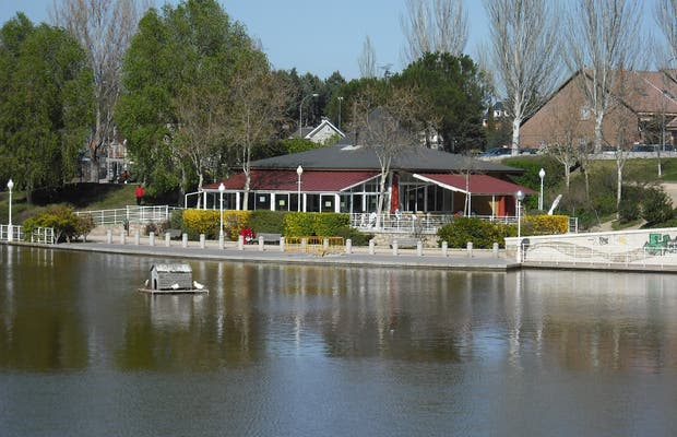 Restaurante la Laguna