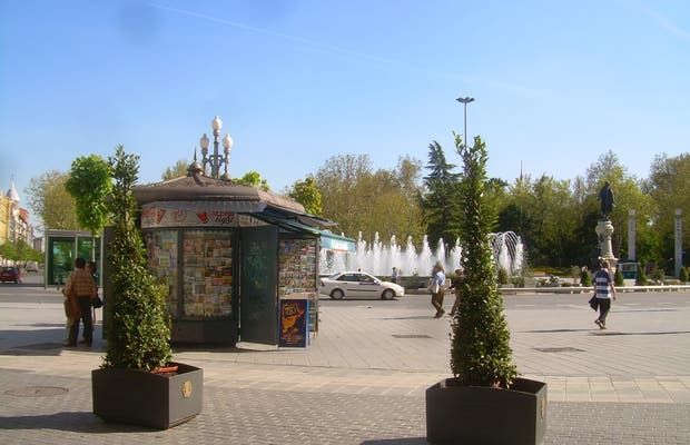 Place Zorilla