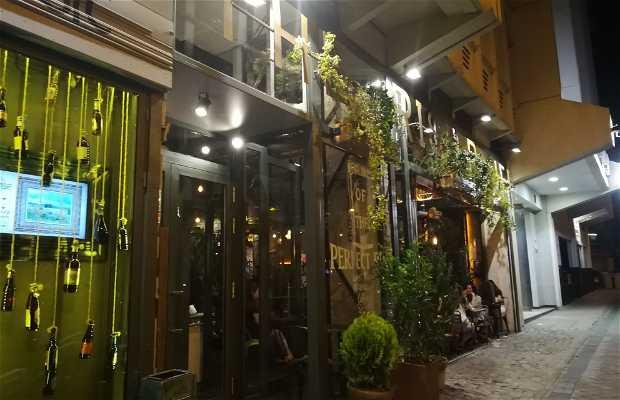 Irish Rover Pub a Madrid