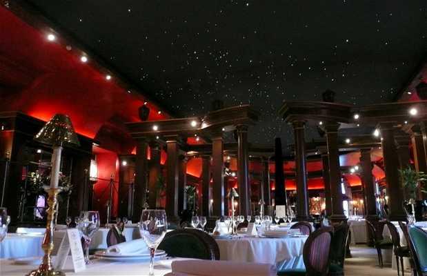Restaurante Teatro Real de Madrid