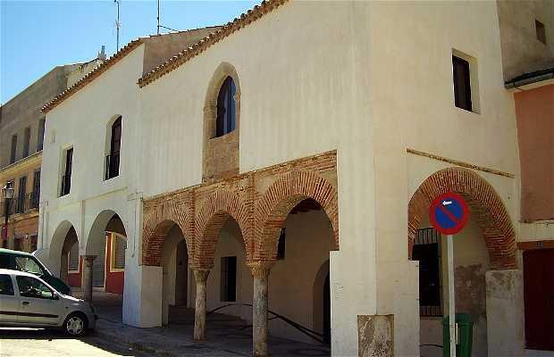 Case mudéjar a Badajoz