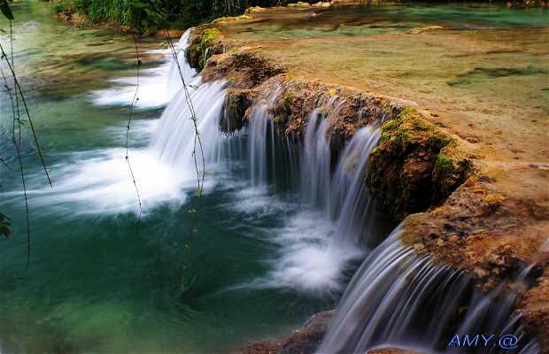 River Cadaguas Birth Route