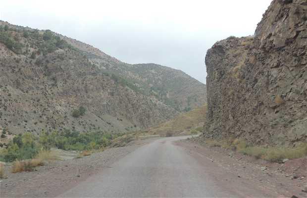 El Valle de Tessaout