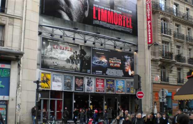 Cinéma Gaumont Parnasse