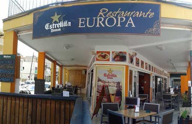 Bar - Restaurante Europa