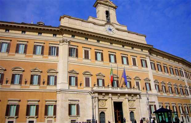 Piazza montecitorio a roma 1 opinioni e 5 foto for Indirizzo camera dei deputati roma