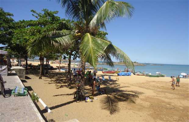 Feirinha do calçadão da Praia da Costa
