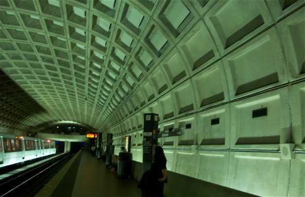 La metro di Washington DC