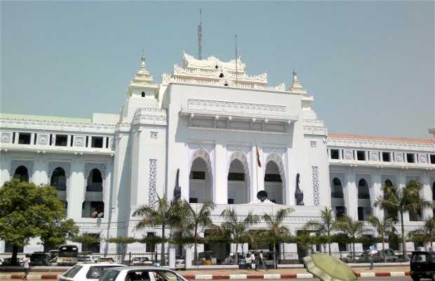 Centre de Yangon