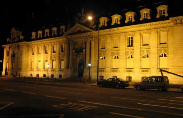 Parlamento Europeo a Lussemburgo