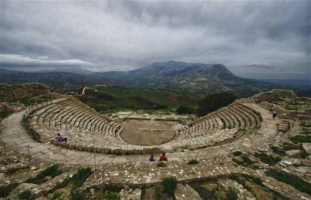 Parque Arqueológico de Segesta