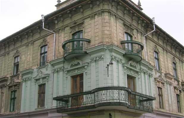 Maison du Prince Eugène de Savoie