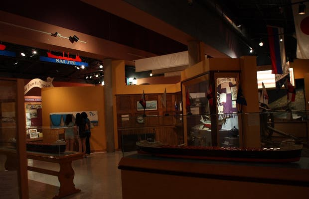 Saint Catherines navigation Museum
