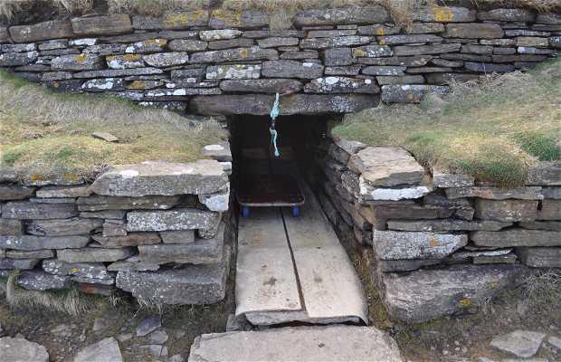 Eagles Tomb