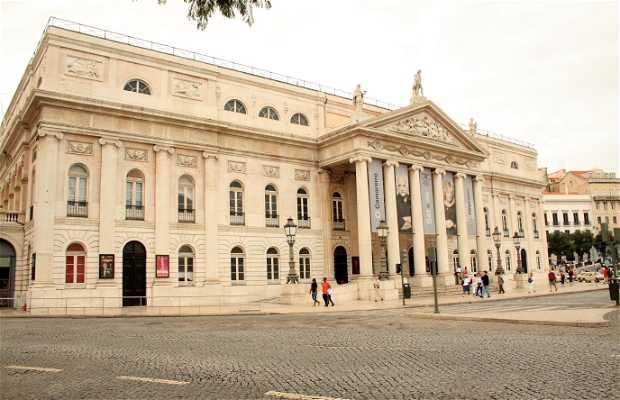 Dona Maria National Theatre