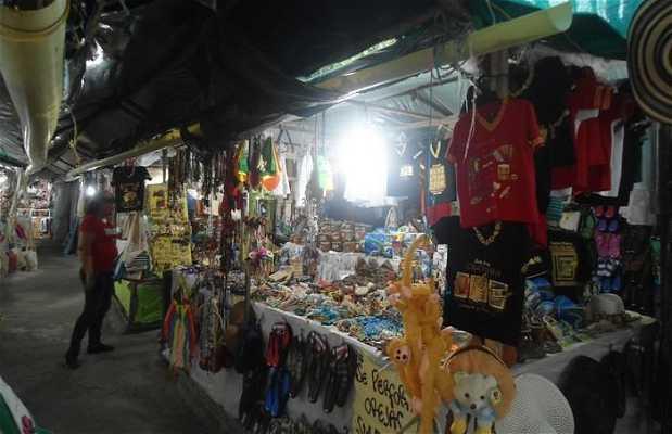 Mercado de Artesanías de Santa Marta