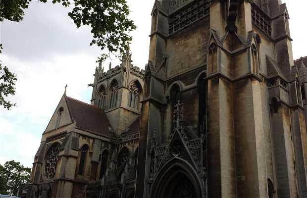 Iglesia católica de Nuestra Señora y los Mártires Ingleses