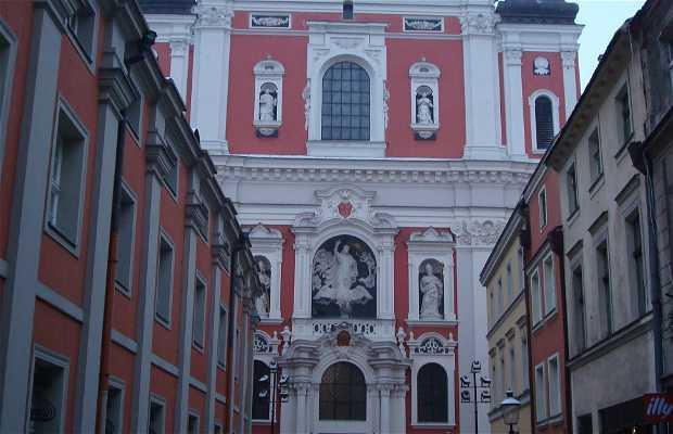Iglesia de Saint Stanislas
