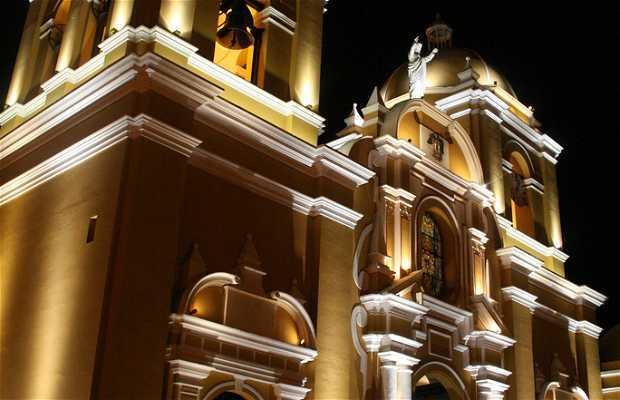 Cattedrale di Trujillo in Perú