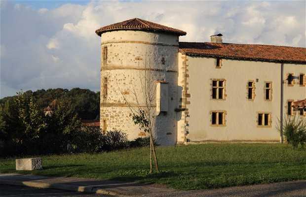 Castillo de Espelette