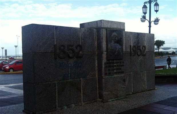 Memorial a la coloniazcion alemana