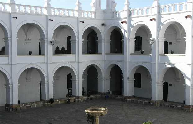 Seminario Mayor - Convento de San Felipe de Neri