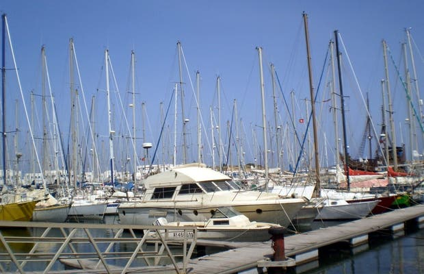 Marina de Monastir