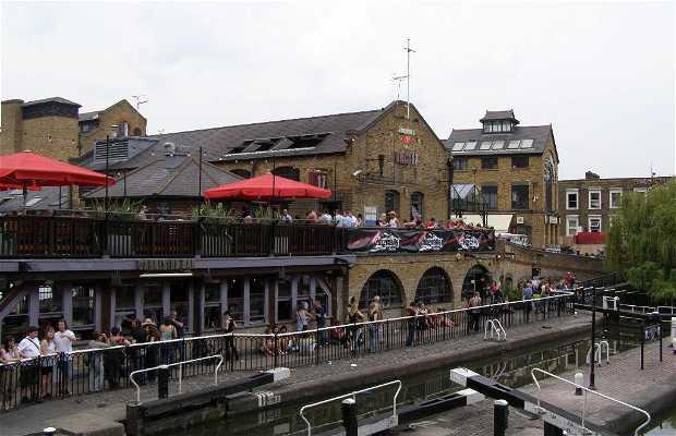 Canaux de Camden Town