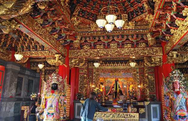 Kanteibyo - Kuan Ti Miao Temple
