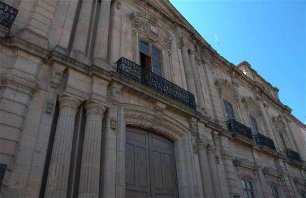 Escuela Prepa Pascual Ortiz Rubio