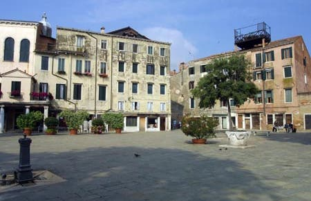 Venetian Ghetto