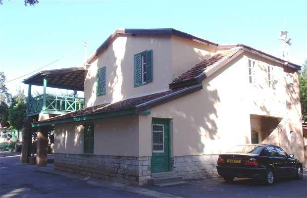 Edificio Colonial Inglés en Limassol