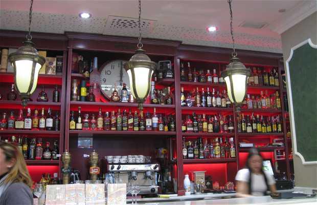 Cafetería Doce