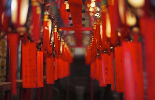 Temple Man Mo