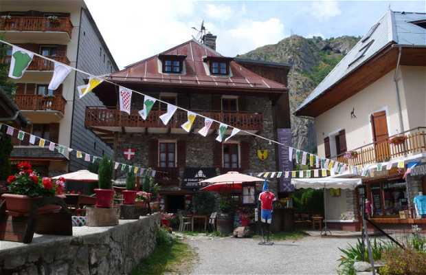 Chalet du Saveur a Valloire
