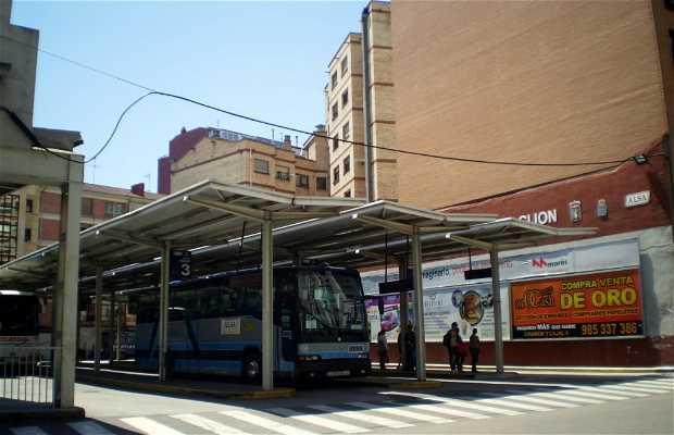 Estación de autobuses de Gijón - ALSA