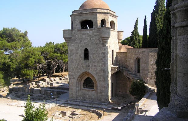 Monastero di Filerimos