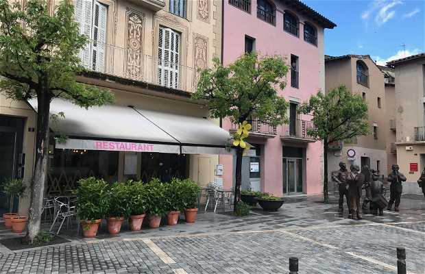 Viacentelles restaurant