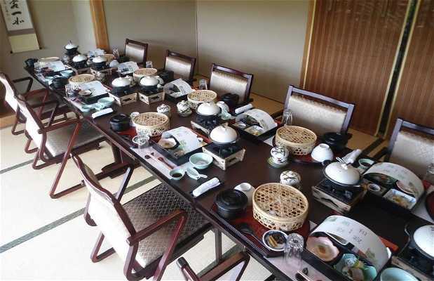 Le restaurant Shobu