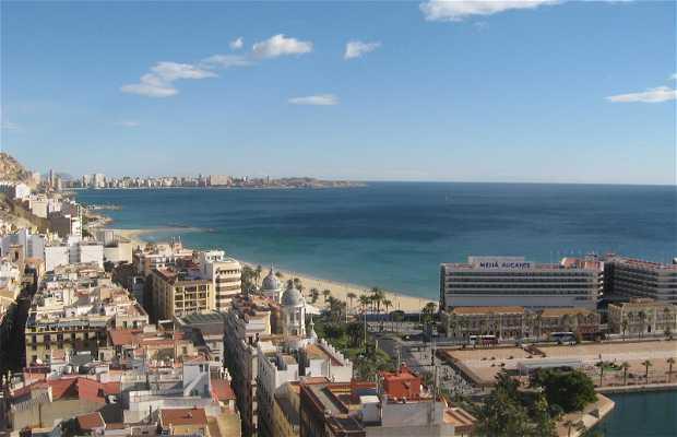 Mirador de Alicante