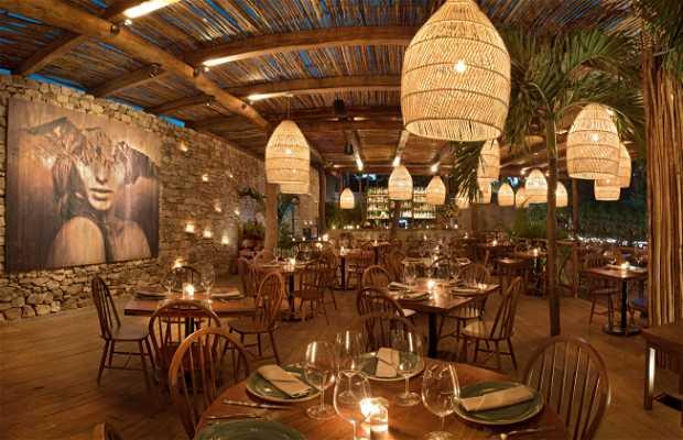 Rosa Negra Restaurant - Tulum