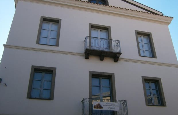 A. Gramsci museum house