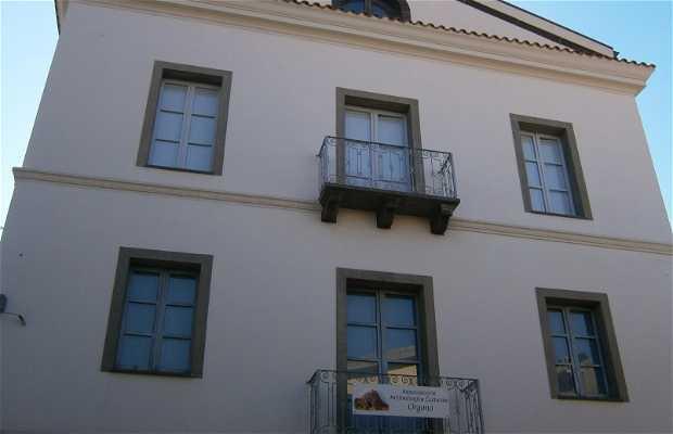 Maison Musée A. gramsci