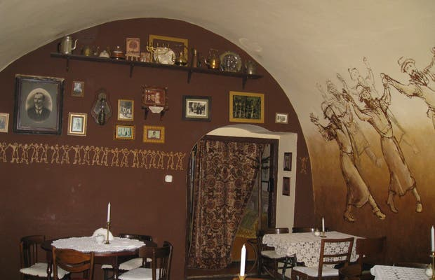 Judio Mandragora Restaurant